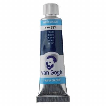 Van Gogh Watercolor 10ml, Indigo - 533