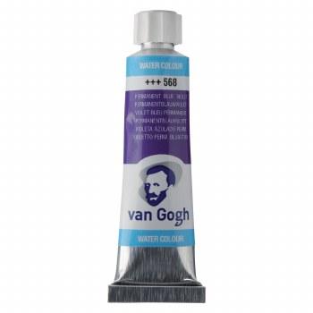 Van Gogh Watercolor 10ml, Permanent Blue Violet - 568