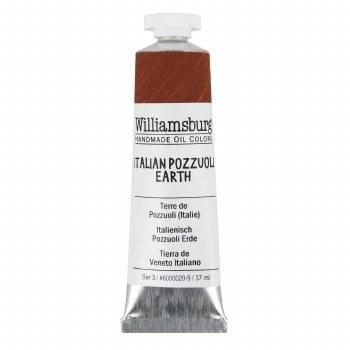Williamsburg Oil Colors, 37ml, Italian Pozzuoli Earth