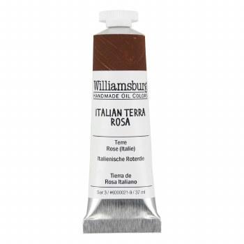 Williamsburg Oil Colors, 37ml, Italian Terra Rosa