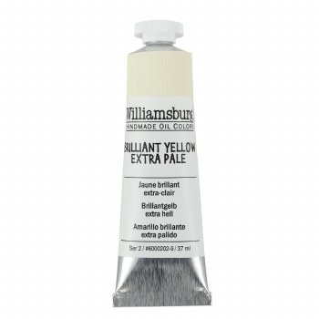 Williamsburg Oil Colors, 37ml, Brown Ochre