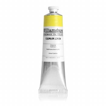 Williamsburg Oil Colors, 150ml, Cadmium Lemon