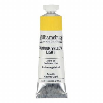 Williamsburg Oil Colors, 37ml, Cadmium Yellow Light