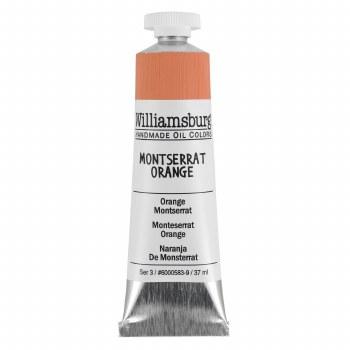 Williamsburg Oil Colors, 37ml, Montserrat Orange