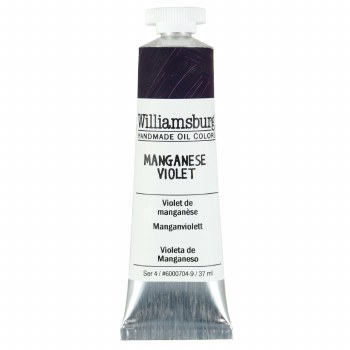 Williamsburg Oil Colors, 37ml, Manganese Violet