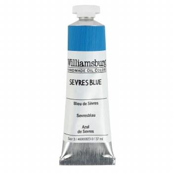 Williamsburg Oil Colors, 37ml, Sevres Blue