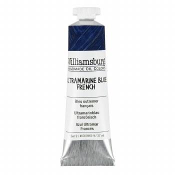 Williamsburg Oil Colors, 37ml, Ultramarine Blue French