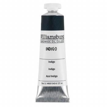Williamsburg Oil Colors, 37ml, Indigo