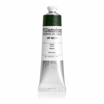 Williamsburg Oil Colors, 150ml, Sap Green