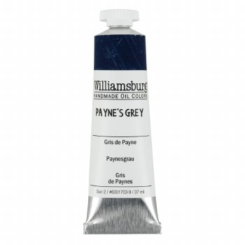 Williamsburg Oil Colors, 150ml, Paynes Gray