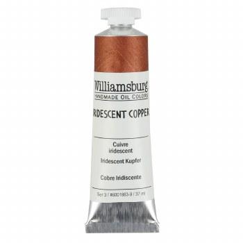 Williamsburg Oil Colors, 37ml, Iridescent Copper