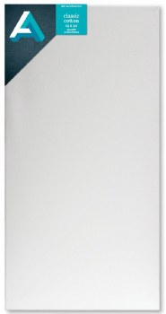 Stretched Gallery Canvas, 1-3/8 in. Profile, 15 in. x 30 in.