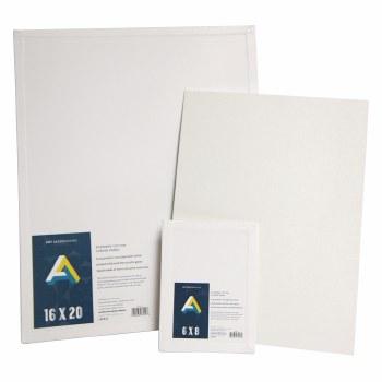 Canvas Panel Super Value Packs, 12 in. x 12 in. - 5/Pkg.