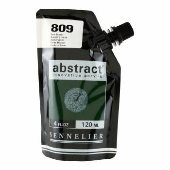 Abstract Acrylics, Hookers Green, Satin