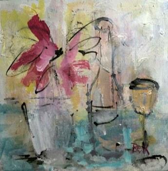 Beth Bradley - Acrylic Painting - Thursday