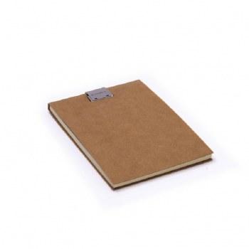 """Bindewerk Clipper Note Pad, 4"""" x 5.5"""" - Blank"""