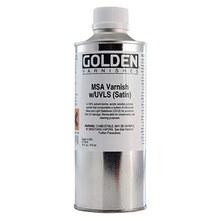 Mineral Spirit Acrylic Varnishes, Gloss, Pint