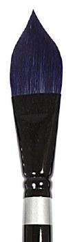 """Black Velvet 3/4"""" Oval Wash"""