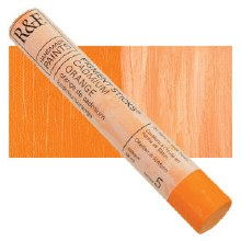 Pigment Sticks, 38ml, Cadmium Orange