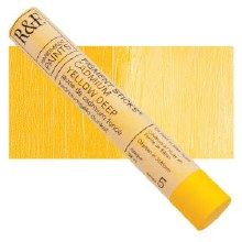 Pigment Sticks, 38ml, Cadmium Yellow Deep