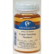 Copal Painting Medium, 8 oz.