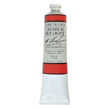 M. Graham Oil, Cadmium Red Light, 150ml