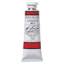 M. Graham Oil, Cadmium Red, 150ml