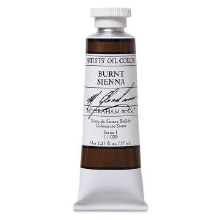 M. Graham Oil, Burnt Sienna, 150ml