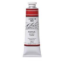 M. Graham Acrylic, 150ml, Cadmium Red