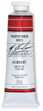 M. Graham Acrylic, 150ml, Naphthol Red