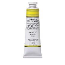 M. Graham Acrylic, 150ml, Cadmium Yellow Light