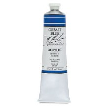 M. Graham Acrylic, 150ml, Cobalt Blue