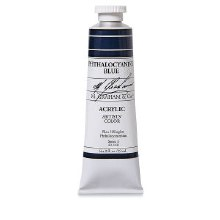 M. Graham Acrylic, 150ml, Phthalo Blue
