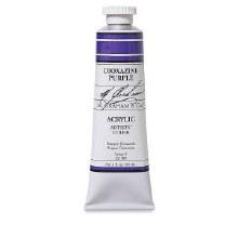 M. Graham Acrylic, 150ml, Dioxazine Purple