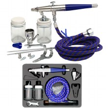 VL Airbrush Set, 8 Pieces