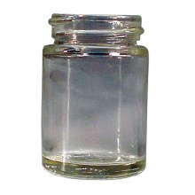 Paasche Glass Bottle 1oz.