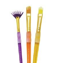 Royal Langnickel Big Kids Brush Yellow Filbert Wisps 3/8
