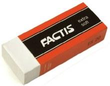 Factic White Eraser