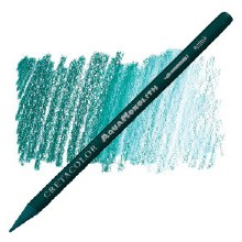 AquaMonolith Watercolor Pencil, Green Earth Dark
