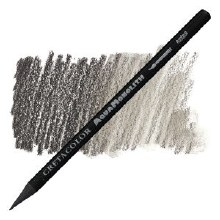 AquaMonolith Watercolor Pencil, Ivory Black