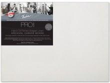 Fredrix Pro Oil Primed Belgian Linen Panel, 16x20