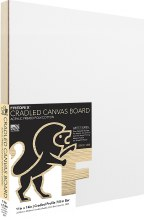 Fredrix Cradled Canvas Board, 11x14