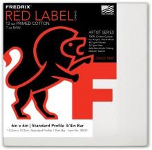 Fredrix Red Label Studio, 6x6