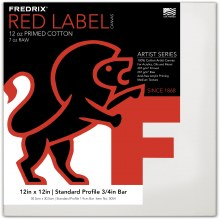 Fredrix Red Label Studio, 12x12