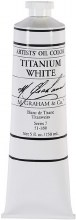 M. Graham Oil, Titanium White, 150ml