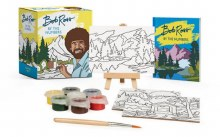Bob Ross by Numbers Kit Mini Edition, Bob Ross by Numbers