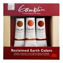 Gamblin Reclaimed Earth Colors