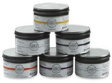 Etching Inks, Prussian Blue - 1 lb. - Can