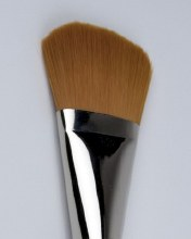Silver Jumbo Soft Gold Taklon Filbert 50