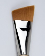 Silver Jumbo Soft Gold Taklon Angle 30